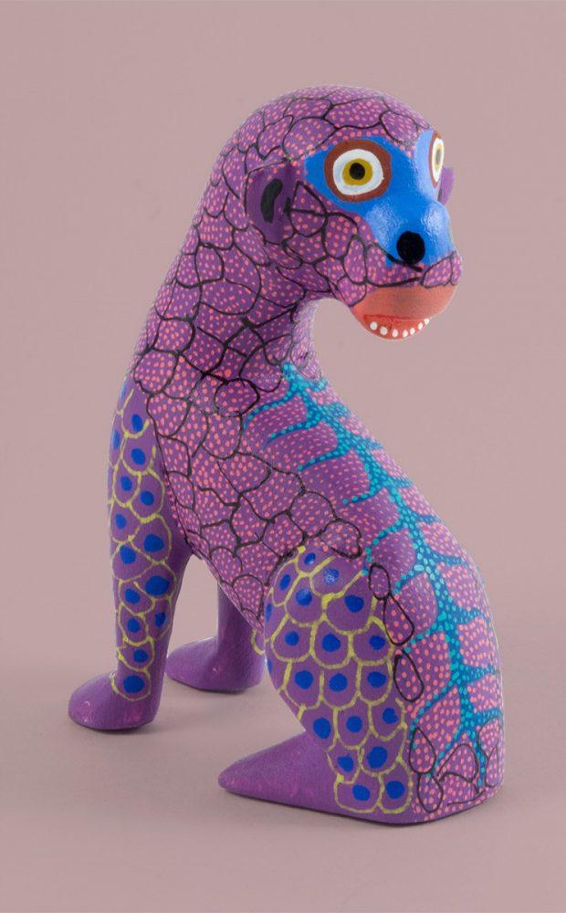 Monkey Dog (purple)
